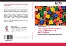 Portada del libro de Desarrollo de Estructuras con Ordenamientos Jerárquicos