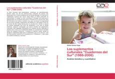 """Bookcover of Los suplementos culturales """"Cuadernos del Sur"""" (1986-2006)"""