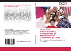 Portada del libro de Maloclusiones y Necesidades de Tratamiento de Ortodoncia en Cuba