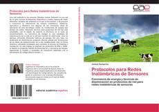 Portada del libro de Protocolos para Redes Inalámbricas de Sensores