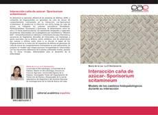 Обложка Interacción caña de azúcar- Sporisorium scitamineum