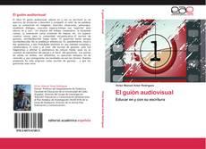 Buchcover von El guión audiovisual