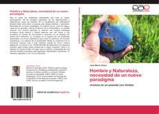Bookcover of Hombre y Naturaleza, necesidad de un nuevo paradigma