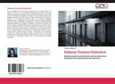 Bookcover of Habeas Corpus Colectivo