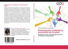 Bookcover of Participación ciudadana y promoción de la salud