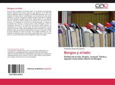 Bookcover of Borges y el latín