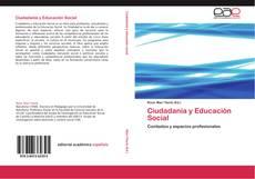 Portada del libro de Ciudadanía y Educación Social