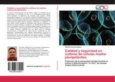 Обложка Calidad y seguridad en cultivos de células madre pluripotentes