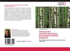 Обложка Interacción psicoterapéutica y psicología analítica jungiana
