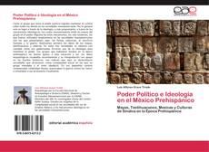 Copertina di Poder Político e Ideología en el México Prehispánico