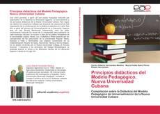 Copertina di Principios didácticos del Modelo Pedagógico. Nueva Universidad Cubana