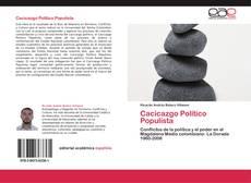 Portada del libro de Cacicazgo Político Populista