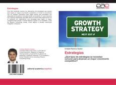 Buchcover von Estrategias