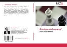 Bookcover of ¿Tradición sin Progreso?