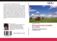 Обложка Percepción de la calidad de suelos