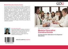 Capa do livro de Modelo Educativo Constructivista