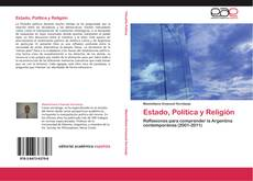Bookcover of Estado, Política y Religión