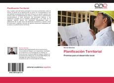 Portada del libro de Planificación Territorial