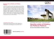 Bookcover of Apuntes sobre el Estado y las Políticas Públicas