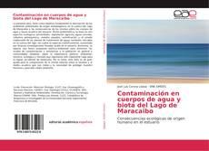 Contaminación en cuerpos de agua y biota del Lago de Maracaibo的封面