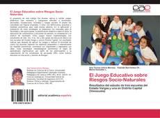 Обложка El Juego Educativo sobre Riesgos Socio-Naturales