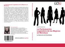 La Participación Legislativa de las Mujeres en Mendoza的封面