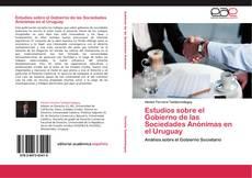 Capa do livro de Estudios sobre el gobierno de las Sociedades Anónimas en el Uruguay