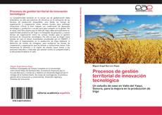 Capa do livro de Procesos de gestión territorial de innovación tecnológica