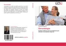 Bookcover of Gerontología