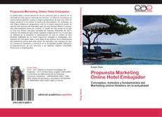 Обложка Propuesta Marketing Online Hotel Embajador