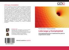 Liderazgo y Complejidad的封面