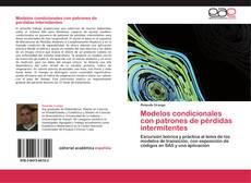 Portada del libro de Modelos condicionales con patrones de pérdidas intermitentes