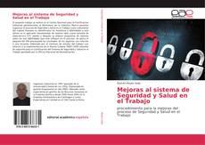 Portada del libro de Mejoras al sistema de Seguridad y Salud en el Trabajo