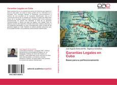 Borítókép a  Garantías Legales en Cuba - hoz