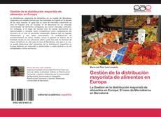 Bookcover of Gestión de la distribución mayorista de alimentos en Europa