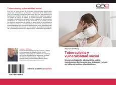 Portada del libro de Tuberculosis y vulnerabilidad social