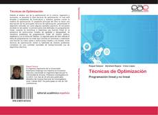 Обложка Técnicas de Optimización
