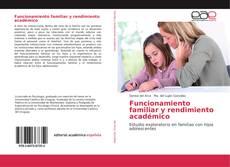 Buchcover von Funcionamiento familiar y rendimiento académico