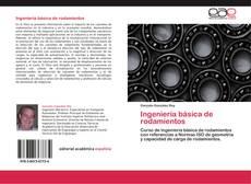 Обложка Ingeniería básica de rodamientos