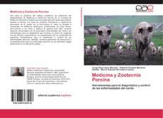 Portada del libro de Medicina y Zootecnia Porcina