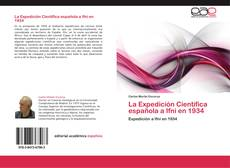 Bookcover of La Expedición Científica española a Ifni en 1934