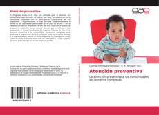 Buchcover von Atención preventiva