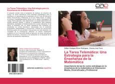 Buchcover von La Tarea Telemática: Una Estrategia para la Enseñanza de la Matemática