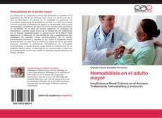 Buchcover von Hemodiálisis en el adulto mayor