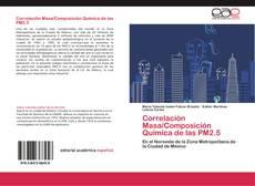 Portada del libro de Correlación Masa/Composición Química de las PM2.5