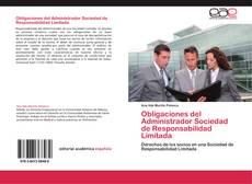 Buchcover von Obligaciones del Administrador Sociedad de Responsabilidad Limitada