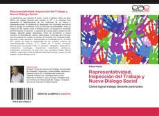 Portada del libro de Representatividad, Inspección del Trabajo y Nuevo Diálogo Social
