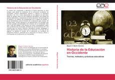 Buchcover von Historia de la Educación en Occidente
