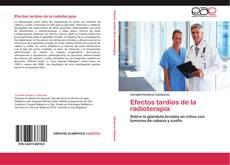 Copertina di Efectos tardíos de la radioterapia