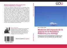 Portada del libro de Medición del impacto de la sequía en la Huasteca Potosina y su manejo